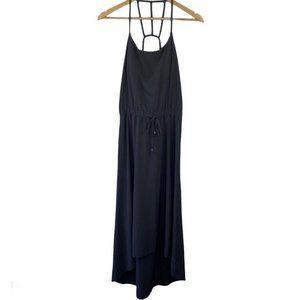 Athleta Ariel Novella Cage Back Maxi Dress 2
